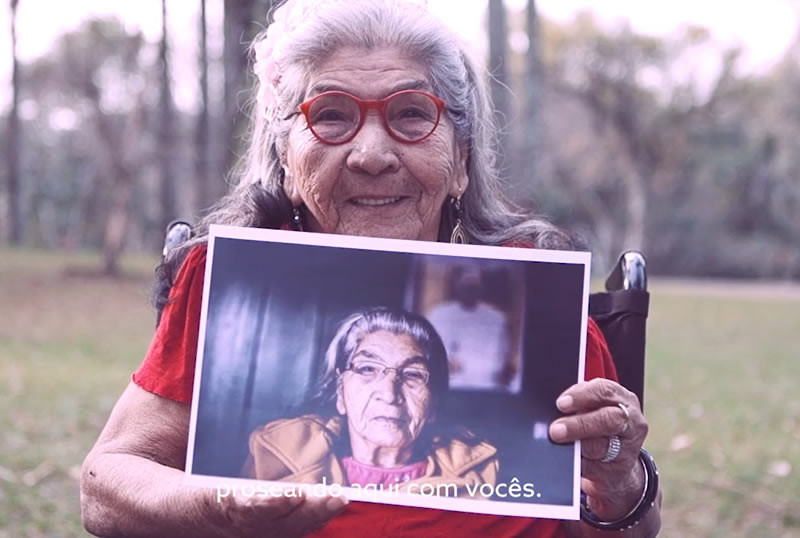 Chapecó 100 Anos – Dona Ercília
